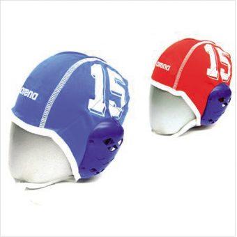 Set calottine pallanuoto blue/red